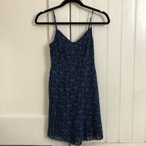 Holister navy dress- XS